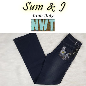 Sum & I From Italy Jeans  M (27) NW